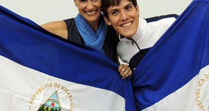 Nicaragua's Olympic hero returns to the Summer Games – as a Nicaraguan