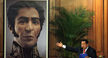 Venezuela's liberation hero Simon Bolivar turns 229