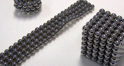 Buckyballs crackdown: Feds act to stop sale of magnetic toys