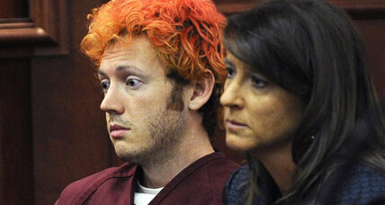 Accused gunman James Holmes sent notebook with plan to psychologist