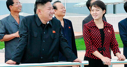 Why has North Korea kept silent on Kim Jong-un's wife until now? (+video)