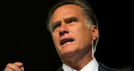 'Anglo Saxon' remark: Romney distances self from report