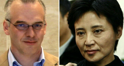 China will try former politician's wife on murder charges