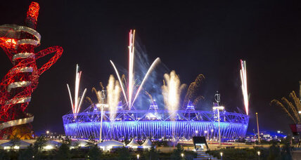 Opening ceremony London 2012 to wow with memorable show