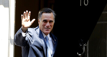 Mitt Romney stumbles out of the gate on world trip. Will US voters care?