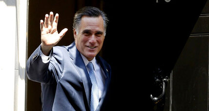 Romney skeptical of British Olympic preparations