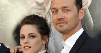 Kristen Stewart: Unwholesome mix of tween idol and adult romance?
