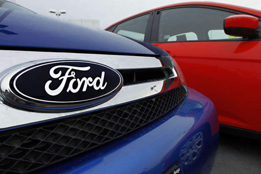 Ford Escape recall: Sticky gas pedal affects Mazda Tributes