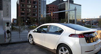 Chevy Volt wins drivers' hearts, gets top marks in satisfaction