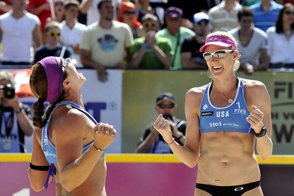 London Olympics What To Watch Today Beach Volleyball And