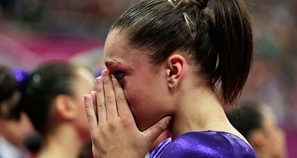 Olympics shocker: Jordyn Wieber, US all-around gymnast, fails to qualify