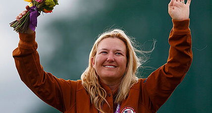 Olympics: Kim Rhode shoots her way into history. Now can we remember her?