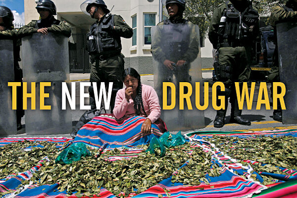 the war against drugs in america Scientific american is the essential guide to the most awe-inspiring advances in  science and technology, explaining how they change our.