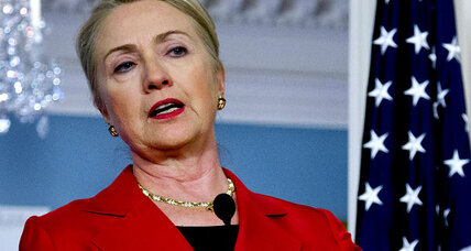 Religious freedom report: World is sliding backwards, Clinton says