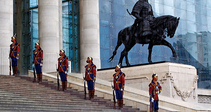 Mongolia strikes it rich, but at what cost?