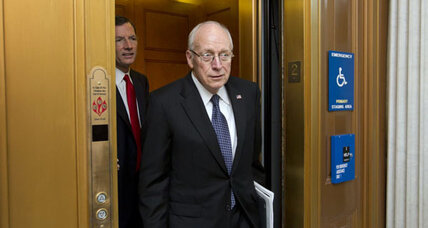 Cheney critical of Palin VP pick