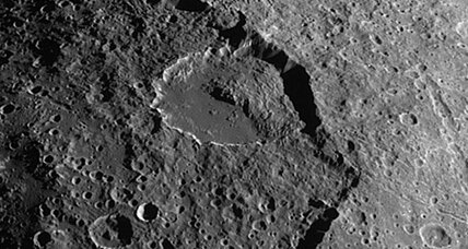 Huge landslides spotted on tiny moon (+video)