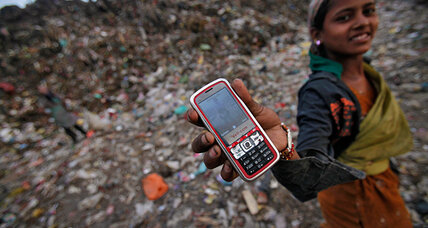 Developing countries lead the way in deploying mobile technology
