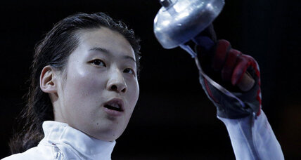 London 2012 fencing: US women knocked out, will China get its first gold?