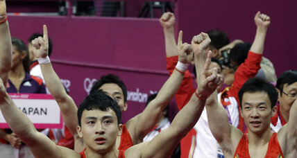 London Olympics: US catches China in total medal count