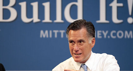 Mitt Romney and Obama's big ideas for saving the economy? Not this election.