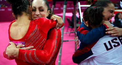 Olympics gymnastics: in US team gold, a glimpse of the real Jordyn Wieber
