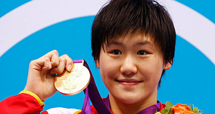 Ye Shiwen: Furor over 'unbelievable' gold brings cold war to London Olympics (+video)