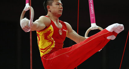 London 2012: Artistic gymnastics men's rings individual event is up for grabs