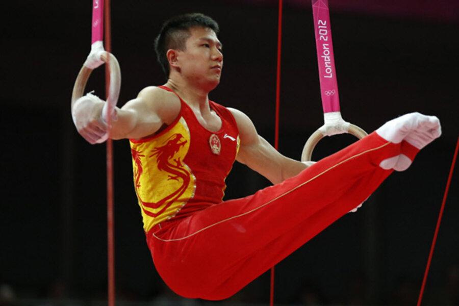London 2012 Artistic Gymnastics Men S Rings Individual