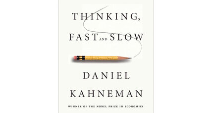 Reader recommendation: Thinking, Fast and Slow