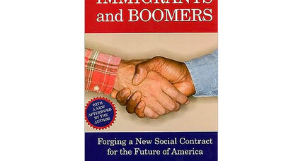Reader recommendation: Immigrants and Boomers