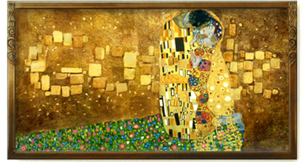 Gustav Klimt: Why some say 'The Kiss' is better than the 'Mona Lisa'