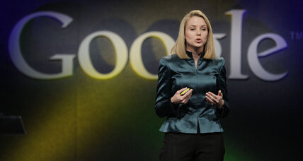 As Mayer takes reins at Yahoo, what's her first order of business?