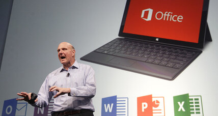 New Microsoft Office designed for fingers, styluses, keyboards, and mice