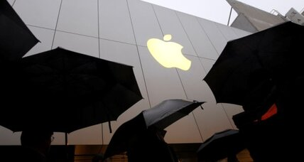 Apple's earnings miss could undermine wobbly market