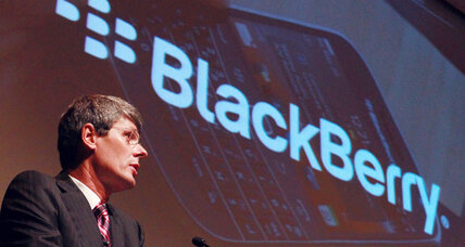 RIM CEO: BlackBerry 10 could save the embattled company