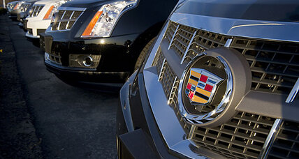 Cadillac to build flagship sedan for full-size luxury market