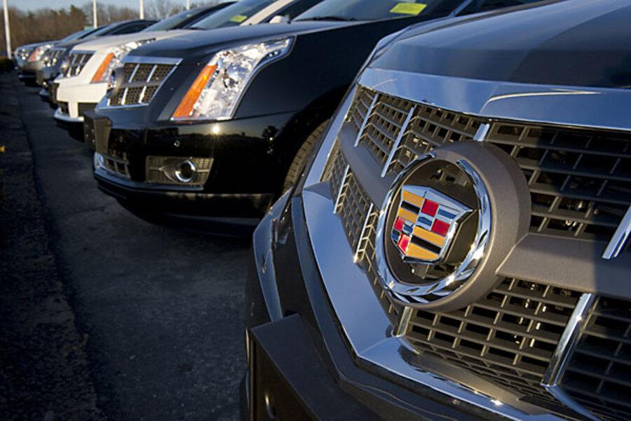 Cadillac to build flagship sedan for full-size luxury ...