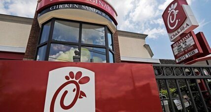 Chick-fil-A: Gay marriage debate and fast-food chicken? Yup.