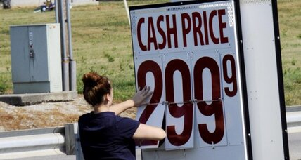 Gas prices fall 7 cents. But is the decline over?
