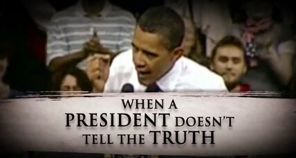 Will the 2012 campaign be a record for lies – and charges of lying?