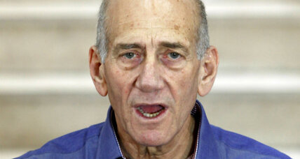 Ehud Olmert could be Israel's comeback kid – and make peace with Palestinians