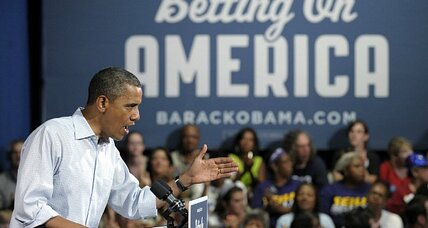 Poll: With court's health care decision, Obama's lead over Romney slips