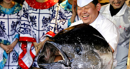 Fish-loving Japan begins to embrace sustainable seafood