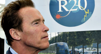 Schwarzenegger still a man of (environmental) action