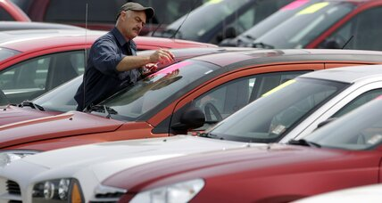 Nine things that affect your car's resale value
