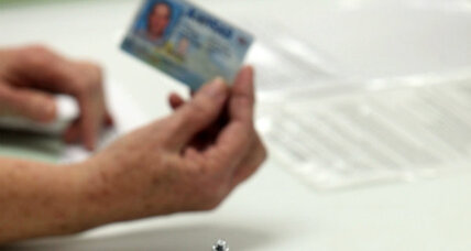 Voter ID laws are inherently reasonable, not racist or Republican