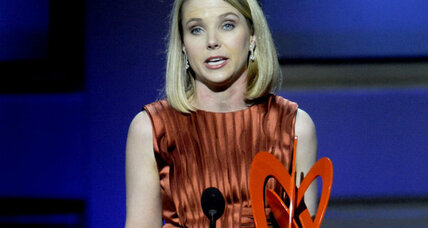 Why it won't be a problem if Marissa Mayer stumbles