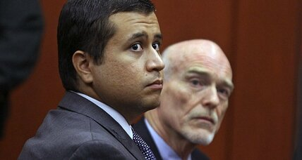 Trayvon Martin case's mystery man: George Zimmerman's cop connection