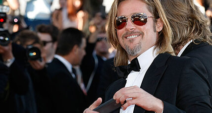 Brad Pitt's mom endorses Mitt Romney, slams Obama